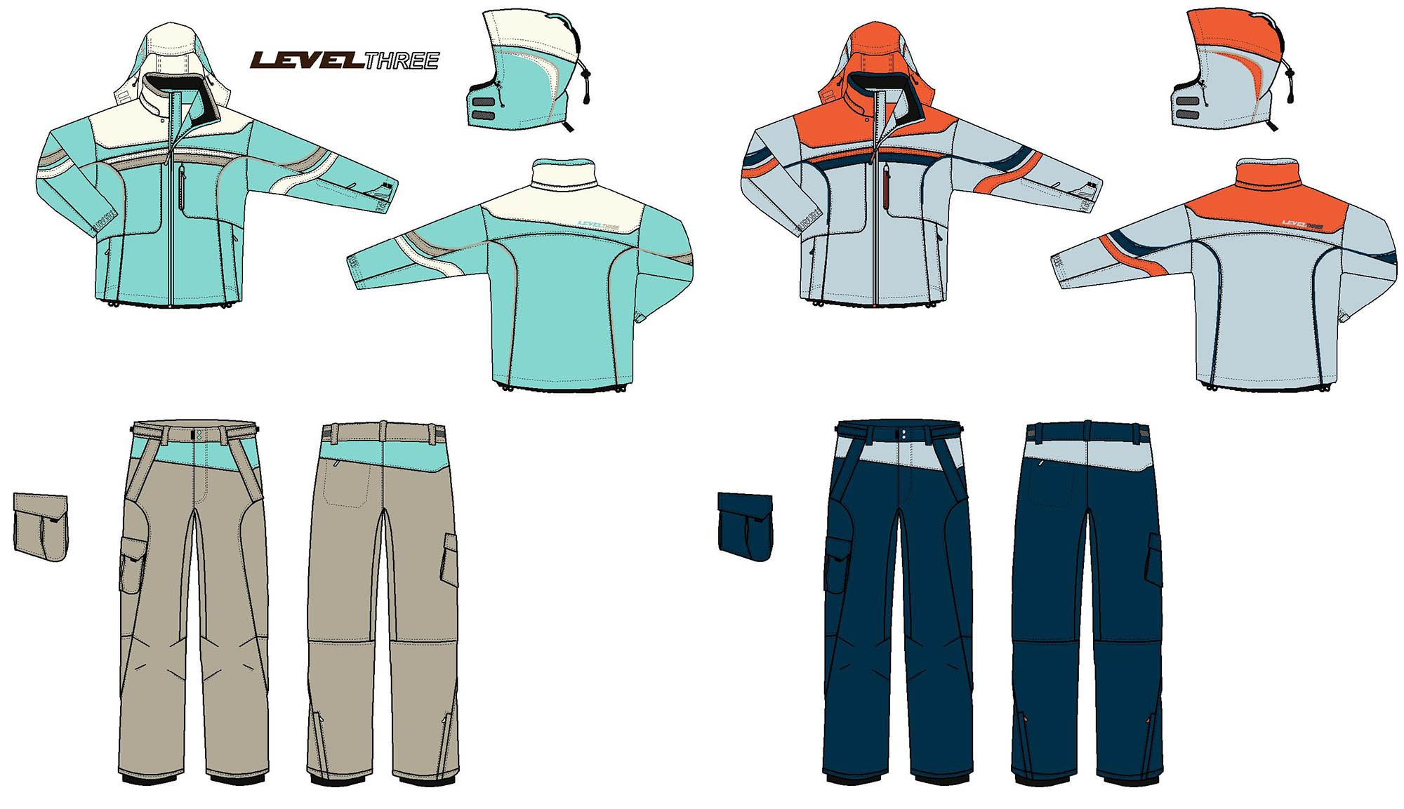 Killtec Snowboard Fashion